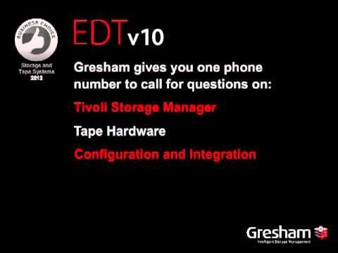 EDT v10 - Fact 5