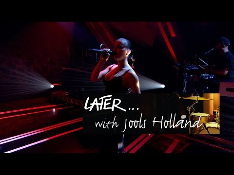Banks - Gemini Feed - Later... with Jools Holland - BBC Two