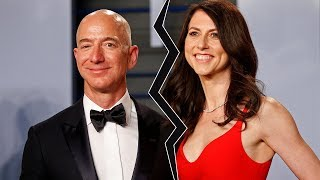 World's most expensive divorce: Amazon CEO's wife could be world's richest woman
