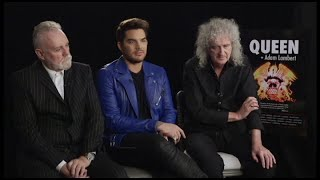 Queen + Adam Lambert 2017 UK and European Tour EPK