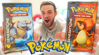 Pokemon - AMAZING RARE POKEMON CARD OPENING!!!