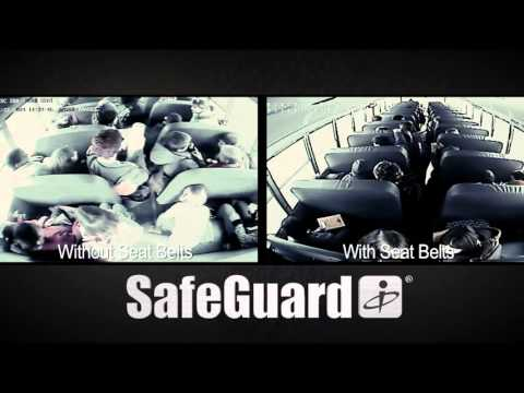 SafeGuard Seat Belts for School Buses - Bullies