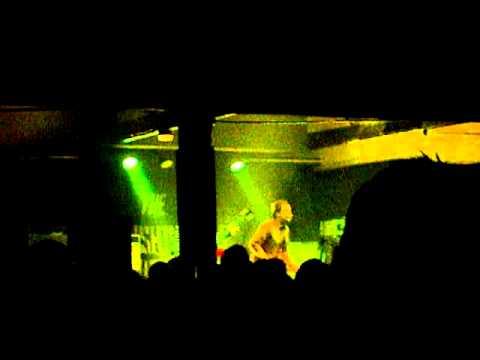 The sunshine Underground - We've Always Been Your Friends - The Venue, Derby - Feb 2010