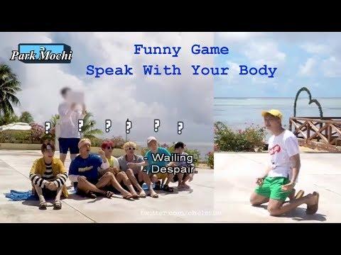 BTS (방탄소년단) Funny Game:
