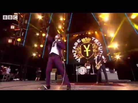 Glastonbury 2015 - Vintage Trouble  - Strike Your Light