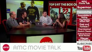 AMC Movie Talk – First Superman Image From BATMAN vs SUPERMAN