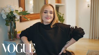 73* Questions With Adele   Vogue