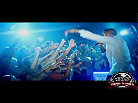 Ñengo Flow - Sigue Viajando Live Malaga (Video-Resumen)