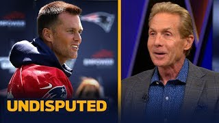 Tom Brady's new contract proves he can play at least 3 more years — Skip Bayless | NFL | UNDISPUTED