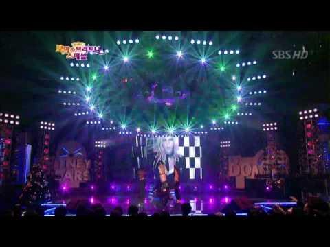 Britney Spears I'm A Slave 4 U Live Korea HQ