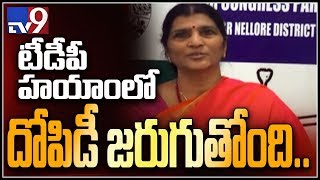 Caste favoured voting to TDP ruined AP: Lakshmi Parvati..