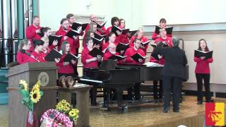 'PSU Chorale Arirang - Apple Day Performance
