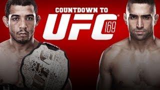 Conteo Regresivo a UFC 169: Renan Barao vs. Urijah Faber
