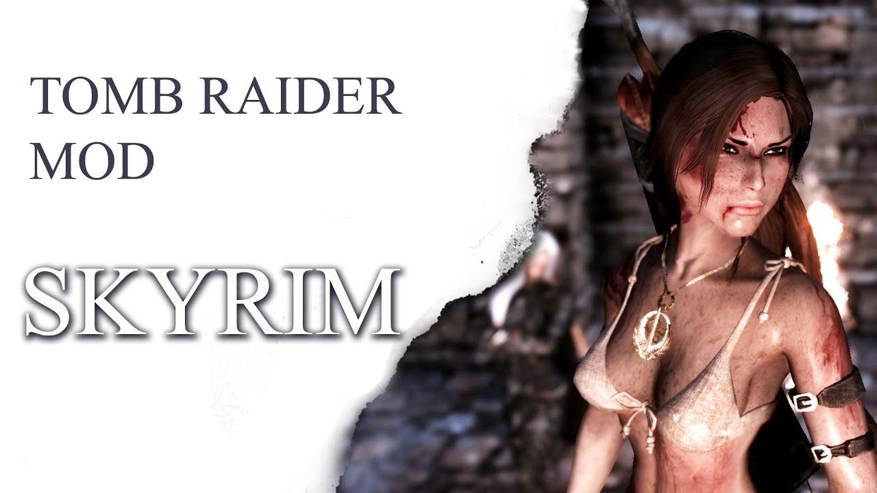 Tomb raider anniversary short bikini mod download sexy clip