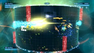 Geometry Wars 3 evolves
