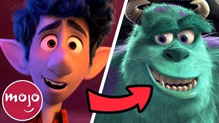 How Onward Fits Into the Pixar Theory