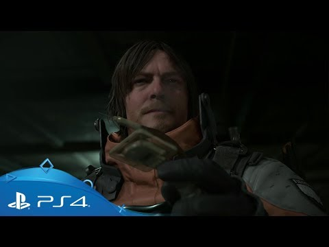 Death Stranding | E3 2018-trailer | PS4