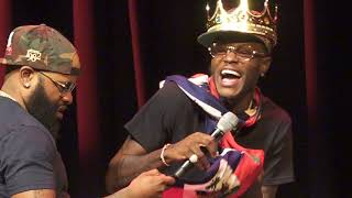 Live from The Walt Disney Theater Orlando w/ Karlous Miller DC Young Fly and Chico Bean