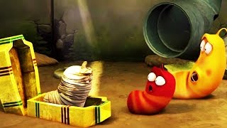 LARVA - MUMMY LARVA | Mothers Day Special | Cartoons For Children | 라바 | LARVA Official