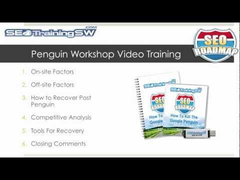 Google Penguin - Branding Signals for SEO Post Penguin