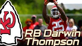 Chiefs Darwin Thompson: RB of the Future?   |   Kansas City Chiefs news 2019 NFL