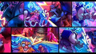 Clash Royale: Behind The Scenes ⚡ Electro Giant Animation
