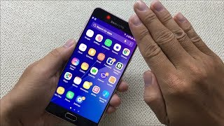 Thủ thuật vẫy tay để mở ứng dụng cực hay trên điện thoại Android