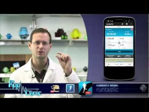 The App Clinic: Personal Fitness Tracking