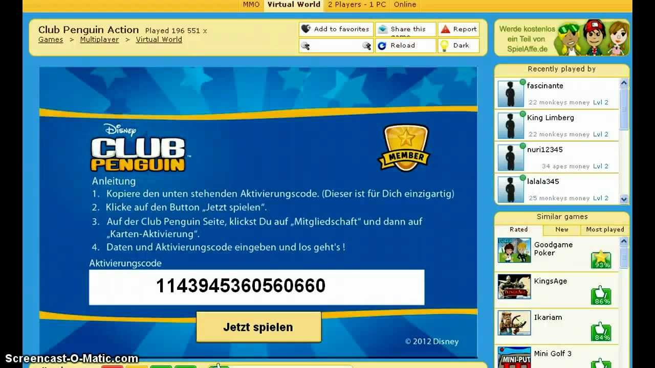 Club penguin code 2015 | 30% Off Club Penguin Coupon more