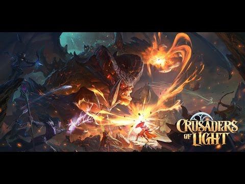 crusaders of light pc