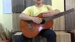 #6 Dieu ballad 1- Bai giang học guitar Van Anh - Điệu ballad