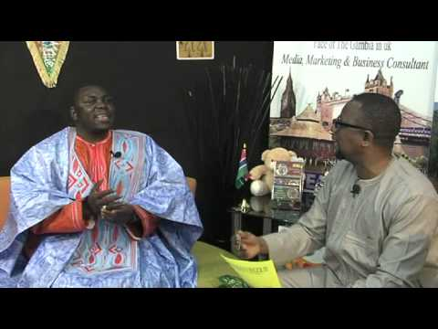 InterFace Gambia on Ben TV THE GAMBIA INDEPENDENCE SPECIAL Show Friday 28thFEB With Aji Macca & Jawo