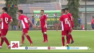 SỰ TIẾN BỘ CỦA ĐỘI TUYỂN U19 VIỆT NAM | VTV24