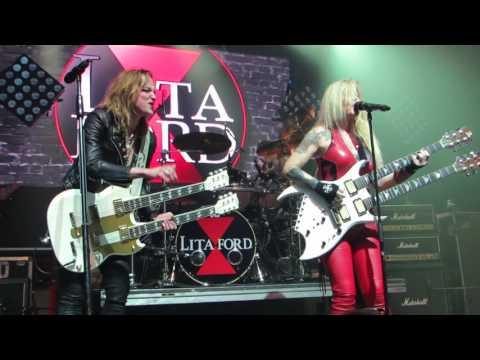 Lita Ford &  Lzzy Hale
