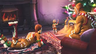 MERRY MARAUDER & BABY GINGY - A Fortnite Short Film