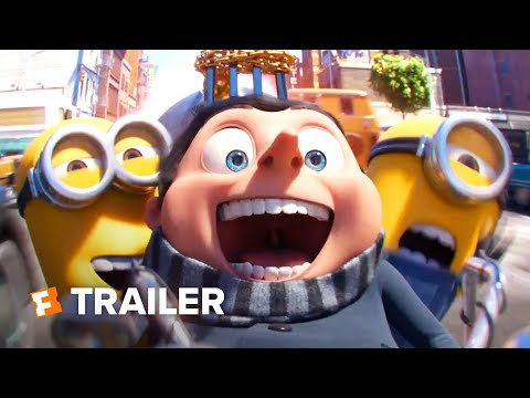 Minions: The Rise of Gru Trailer (2020)