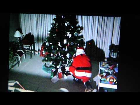Santa Claus Captured On Video!!!