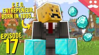 Hermitcraft 8: Episode 17 - SERIOUS BUSINESS!