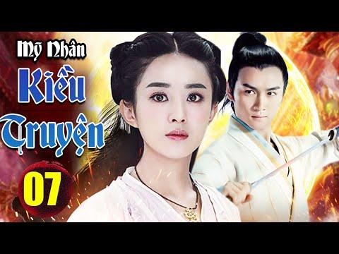 Phim Hay 2021 | MỸ NHÂN KIỀU TRUYỆN TẬP 7 | Phim Bộ Cổ Trang Trung Quốc Mới Hay Nhất