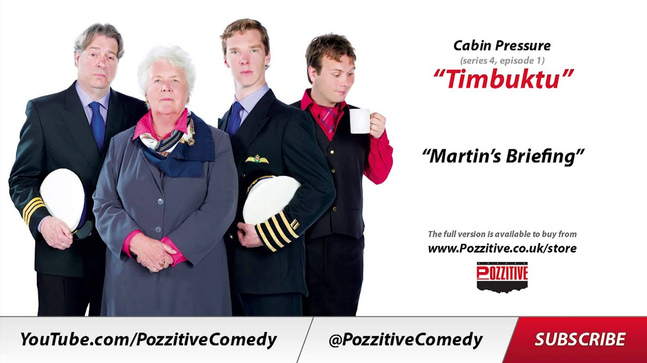 B N Podcast S Gest Books Reads Review Sci Fi Fantasy Cabin Pressure A Z The Bbc Radio 4 Airline Sitcom By John