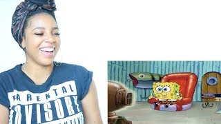 SPONGEBOB JOKES COMPILATION | Reaction