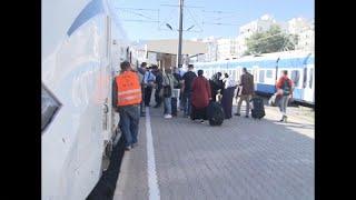 انطلاق حملة  القطار الوردي  في الجزائر للتوعية بسرطان الثدي