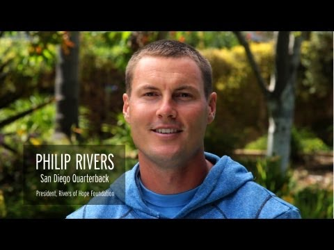 Voices for Children PSA featuring Quarterback and Rivers of Hope President Philip Rivers