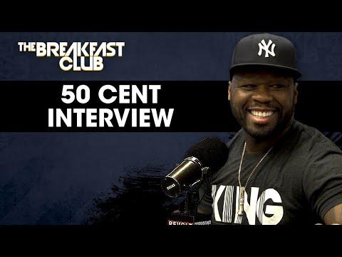 50 Cent Speaks On 'Power', Wendy Williams, Megan Thee Stallion + More