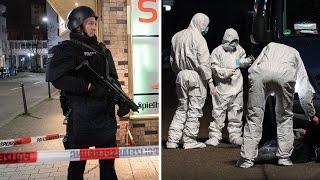 Germany shooting: At least 10 dead after gunman attacks shisha bars