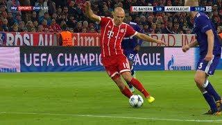 Bayern Munich vs Anderlecht 3-0 - ALL GOALS & HIGHLIGHTS - 12/09/2017 HD 1080i