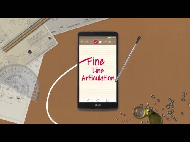 Belsimpel-productvideo voor de LG G4 Stylus Titan