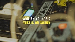 Introducing Moog Grandmother (Adrian Younge's Thesis On Sound)