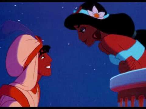 Aladdin - A whole new world [Lyrics]