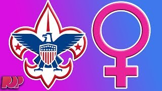 Girls Will Be Allowed To Join The Boy Scouts In 2018